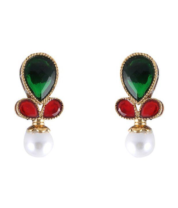 Vastradi Marvellous Style Diva Hanging Earrings