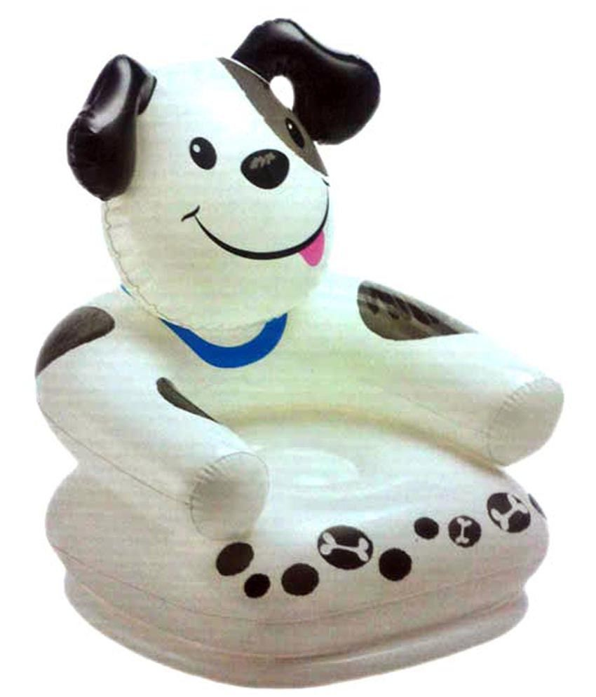 Intex Inflatable Intex Inflatable Plastic Air Doggi Chair