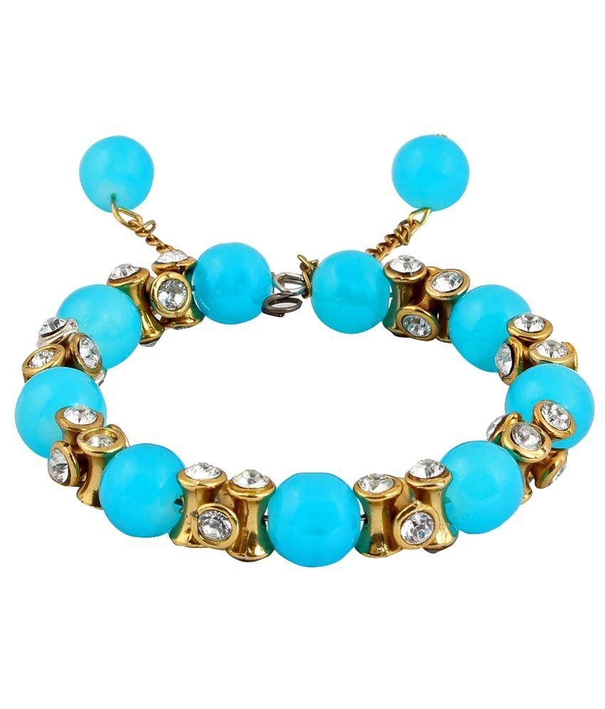 Sajna Sawarna Premium Quality Free Size Bracelet