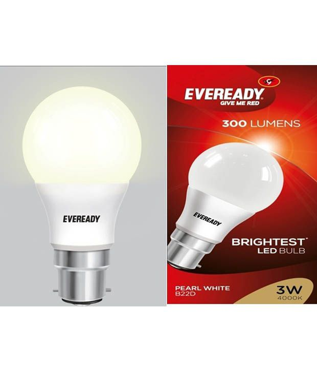 Eveready 3Watt