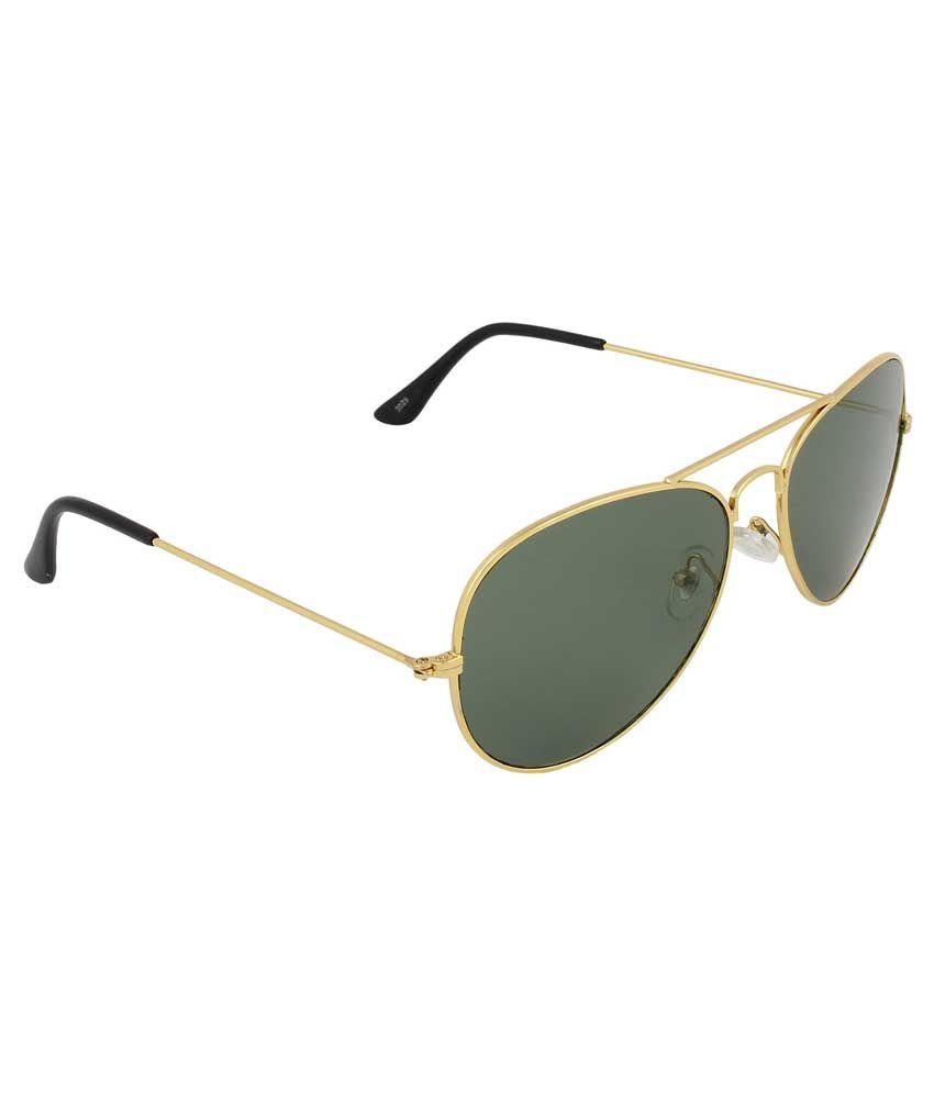 Mount Track WF-UV_21 Black Aviator Medium Sunglasses