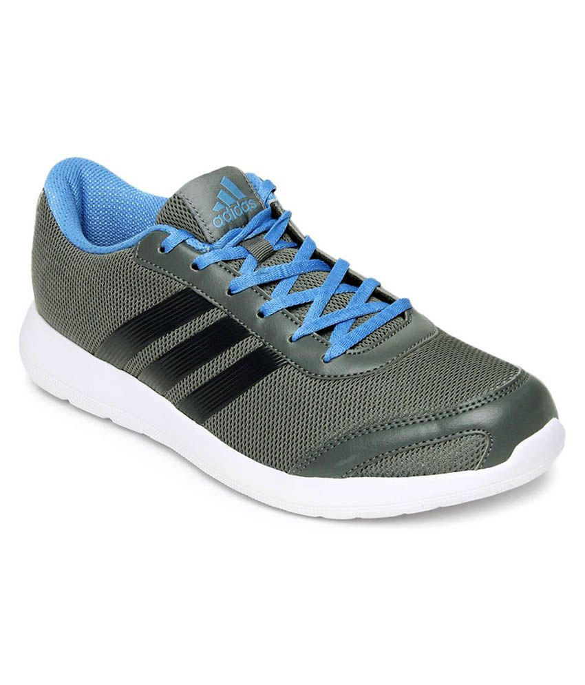 Adidas Gray Sport Shoes