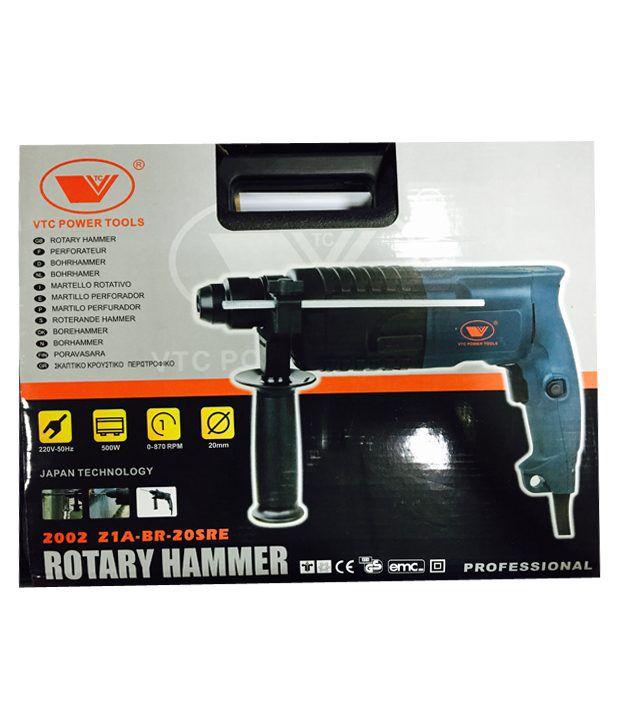 VTC Hammer Drill Machine: Buy VTC Hammer Drill Machine ...