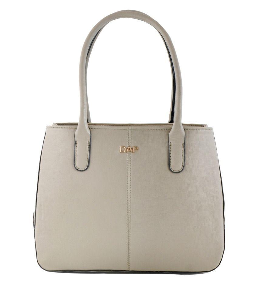 Daphne XB15-0023GY Gray Shoulder Bags