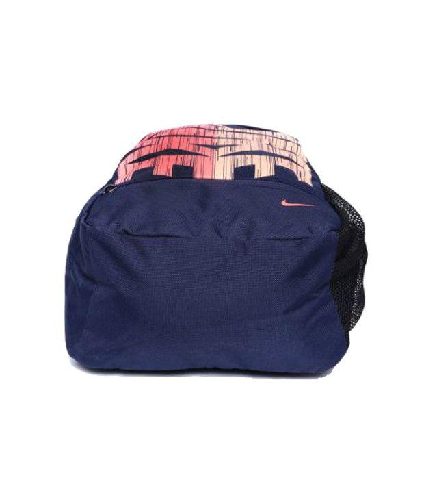 Nike Classic Line Backpack Blue Backpack - Buy Nike Classic Line ... 5fabaaa303f03