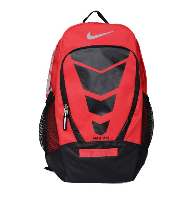 quality design e2079 16a9e Nike Max Air Vapor BP Large Backpack Red and Black Backpack - Buy Nike Max  Air Vapor BP Large Backpack Red and Black Backpack Online at Best Prices in  India ...