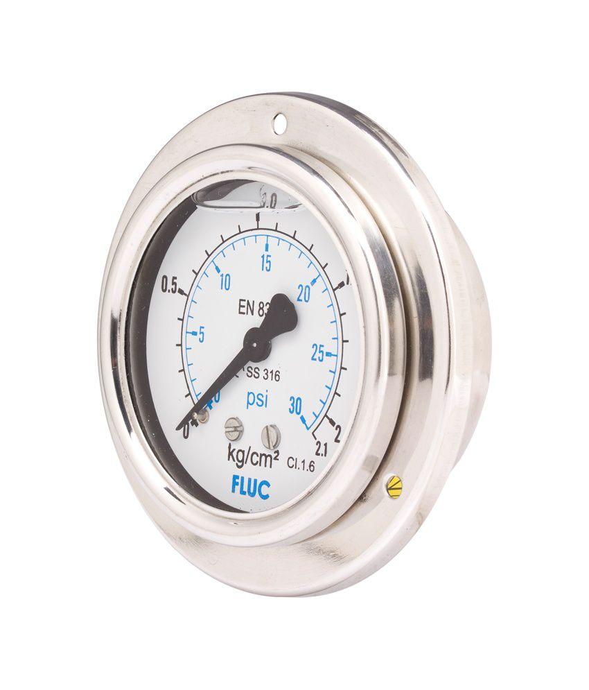 Fluc F63-GFS-S-L-13-C Pressure Guage