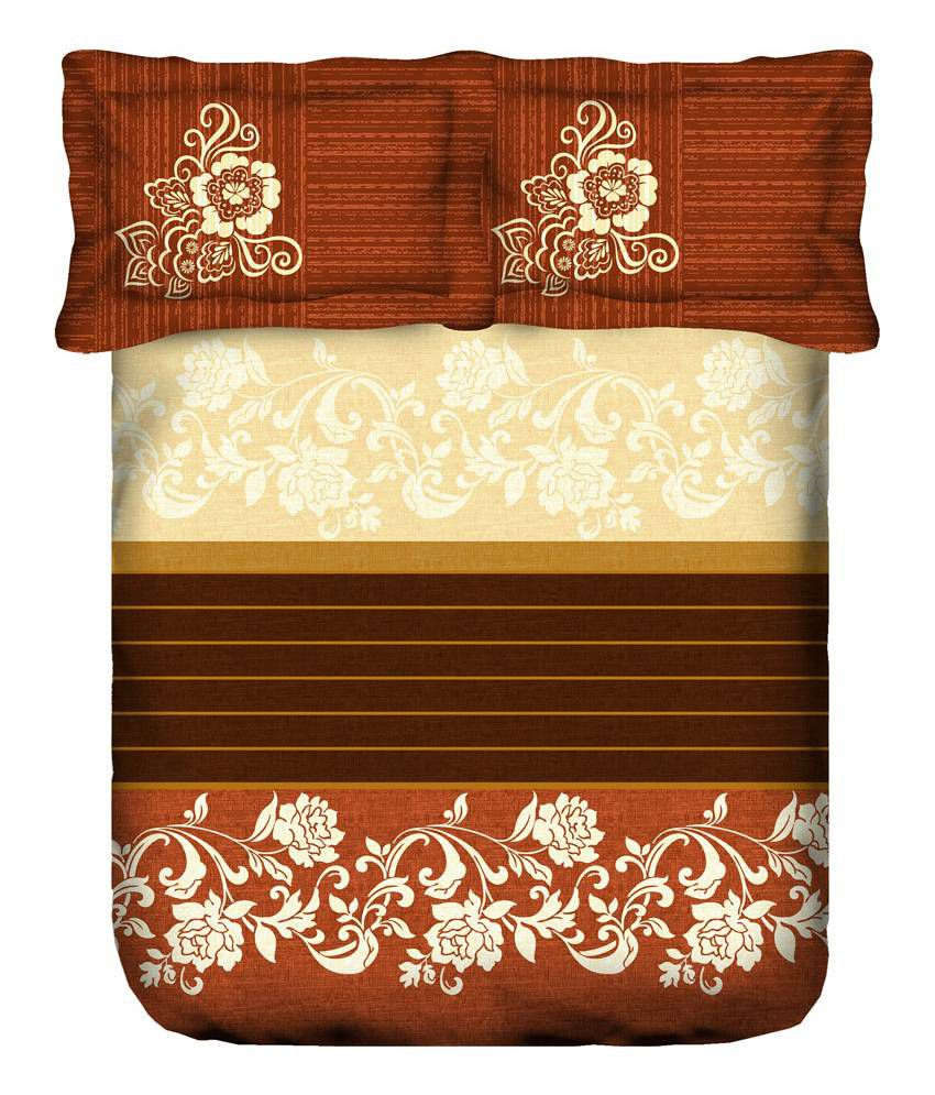 Portico New York Elena Super King Bed Sheet 2 Pillow Covers