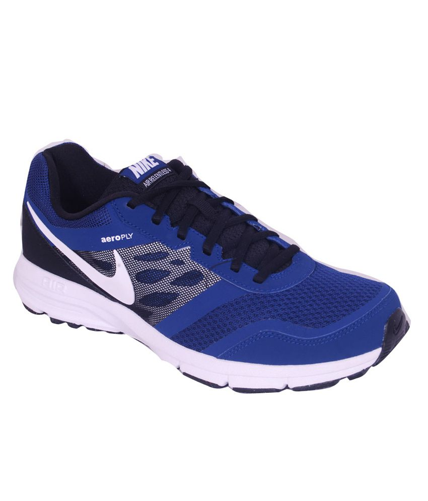 Nike Air Relentless 4 Msl Blue Running Shoes - Buy Nike Air Relentless 4  Msl Blue Running Shoes Online at Best Prices in India on Snapdeal 029bad3a35