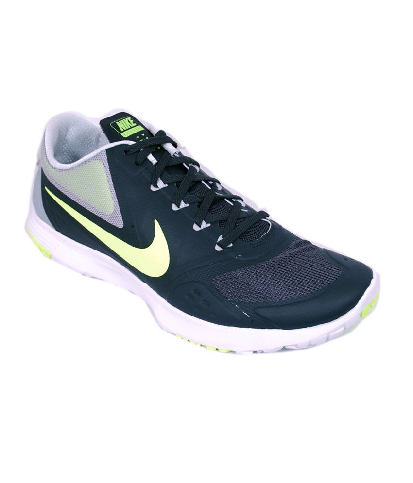 5a1d55c7d26 Nike Fs Lite Trainer ii Grey Running Shoes - Buy Nike Fs Lite Trainer ii  Grey Running Shoes Online at Best Prices in India on Snapdeal