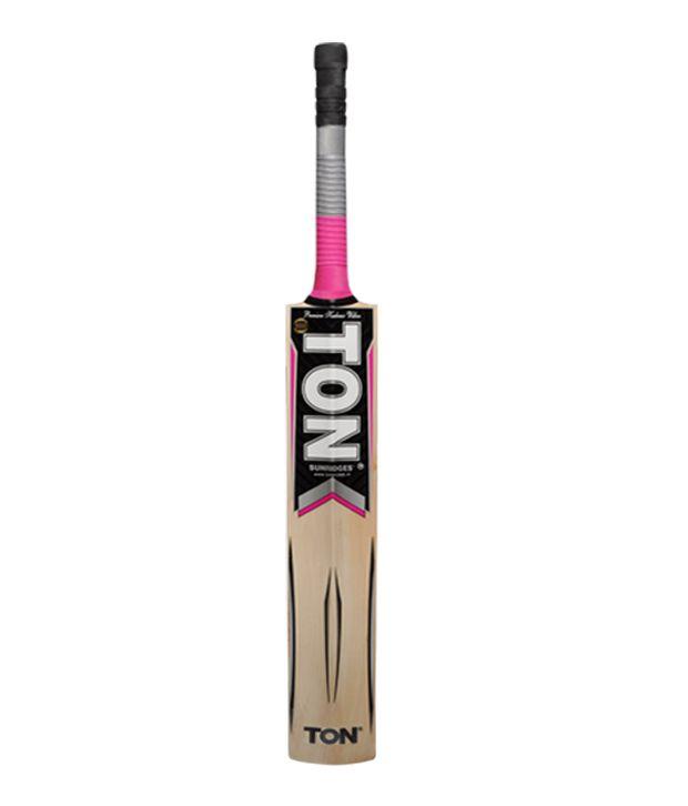 Ss Ton Maxpower Kashmir Willow Bat