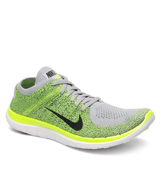 alcanzar carro mantener  Nike Free 4.0 Flyknit - Buy Nike Free 4.0 Flyknit Online at Best Prices in  India on Snapdeal