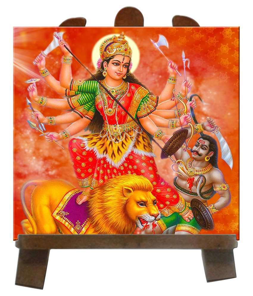 Sajawathomes maa sherawali tile buy sajawathomes maa sherawali tile at best price in india on snapdeal