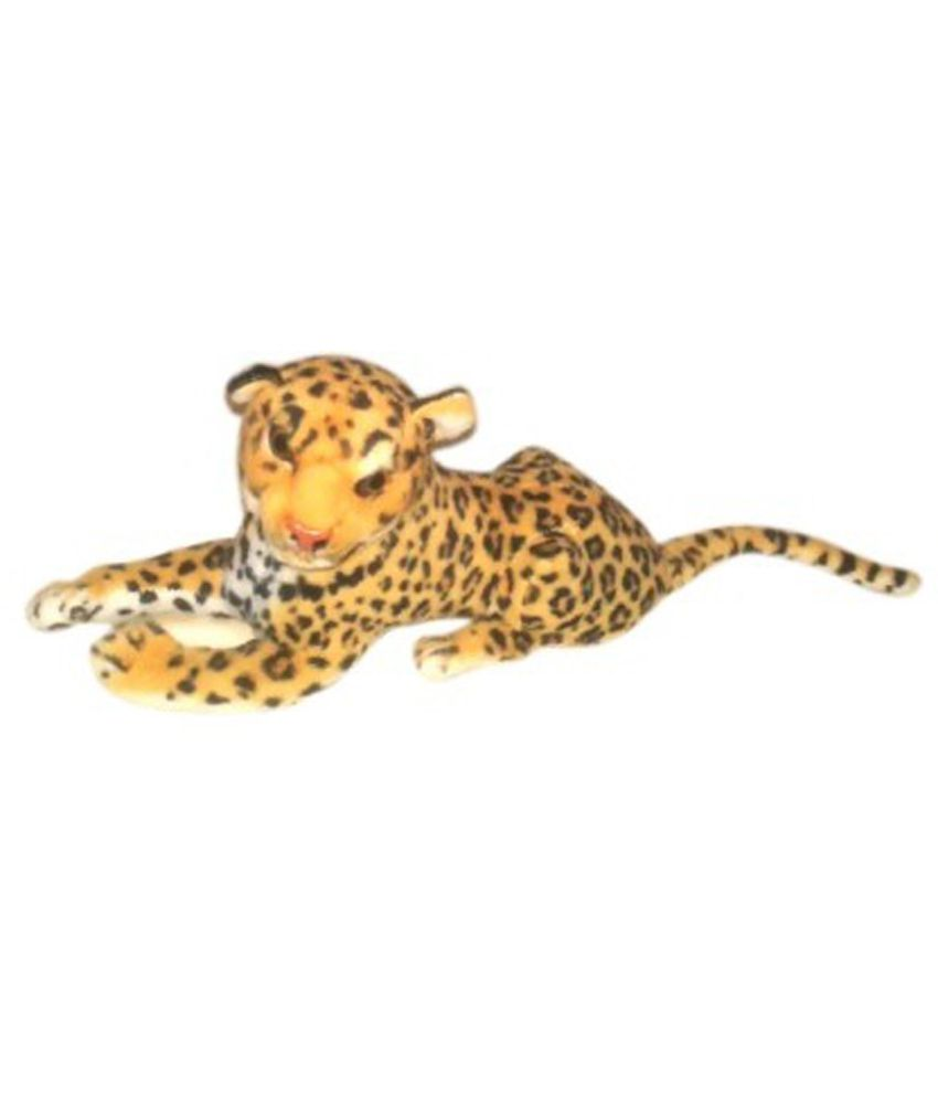 Avaniindustries Multicolour Cotton Kids Tiger