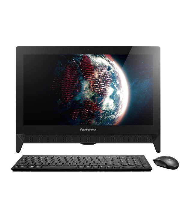 Lenovo F0B2002MIN (4th gen i3- 4GB -1TB- Windows 8.1- 19.5 Inch) All in one Desktop