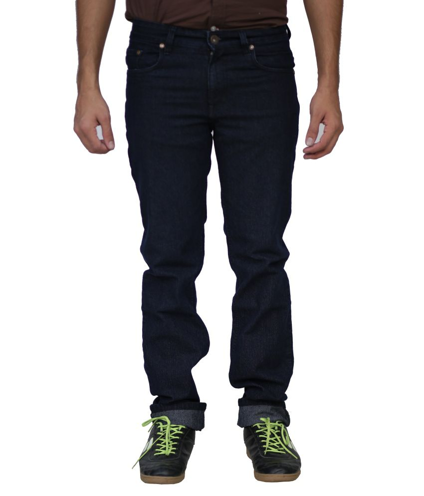 R-wings Gray Regular Fit Jeans
