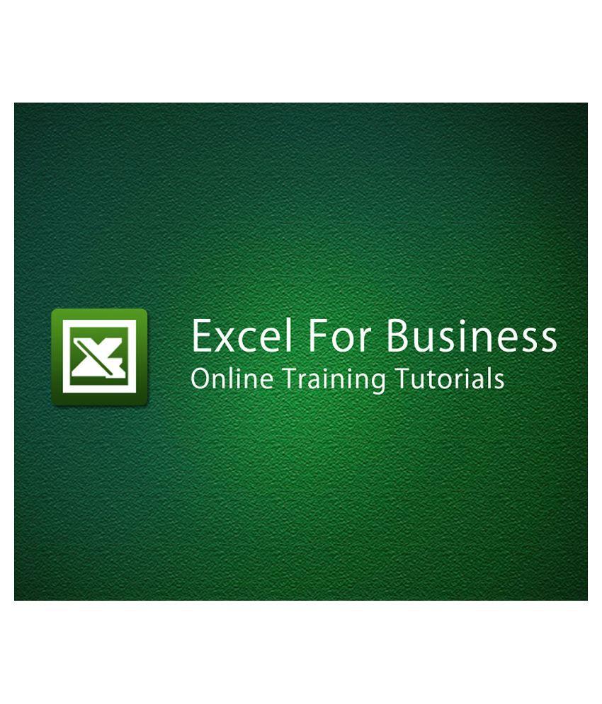Learn Excel Online (e-Certificate