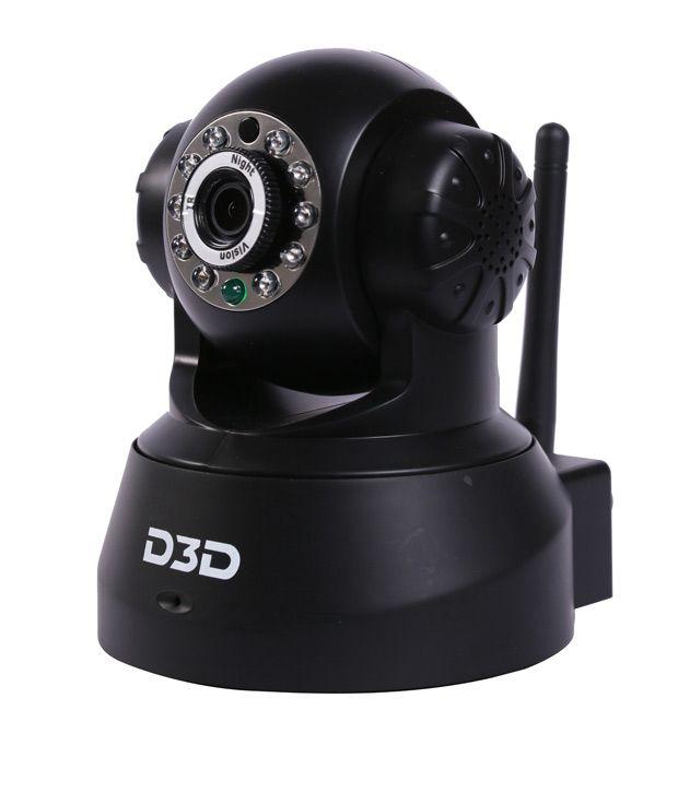 Wireless HD IP Camera JPT3815W-HD Price in India - Buy Wireless HD ...