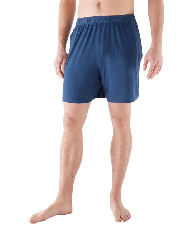 Domyos Navy Basic Fitness Shorts For Men