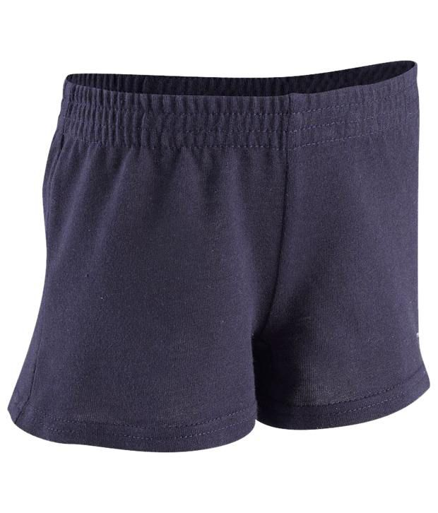 Domyos Navy Fitness Shorts