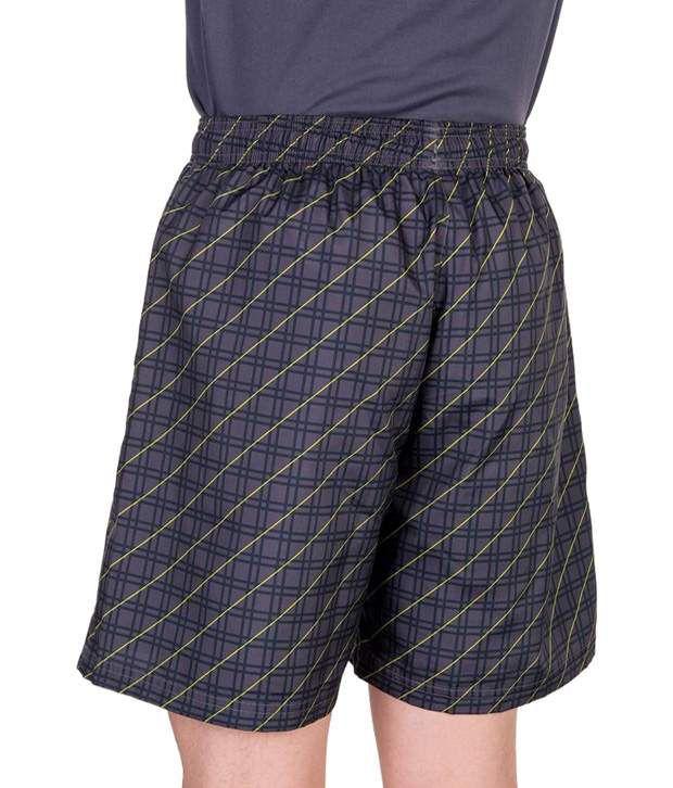 Artengo Classic Black Tennis Shorts for Men