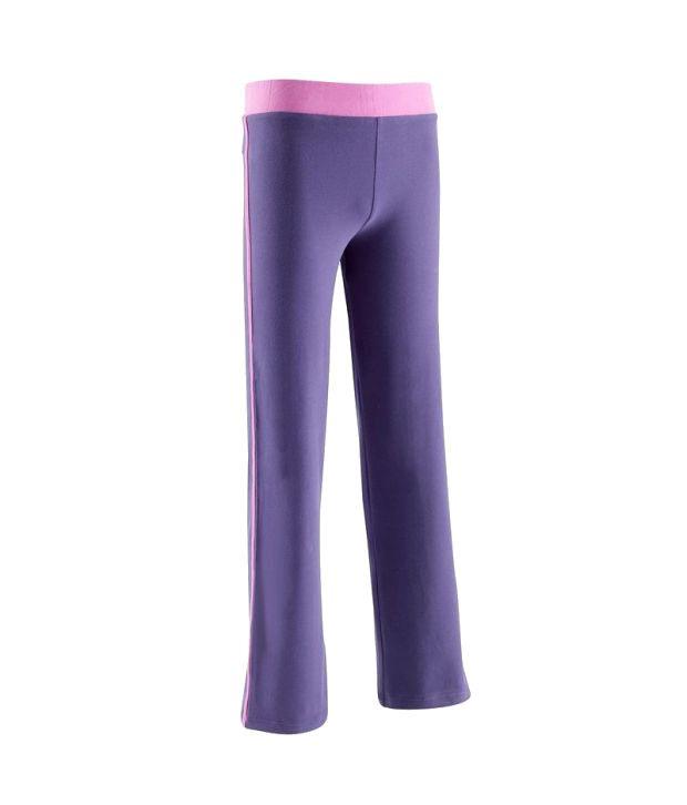 Domyos Girls Leggings Fitness Apparel