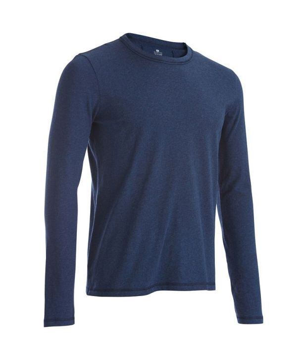 Domyos Long Sleeved T-shirt Fitness Apparel