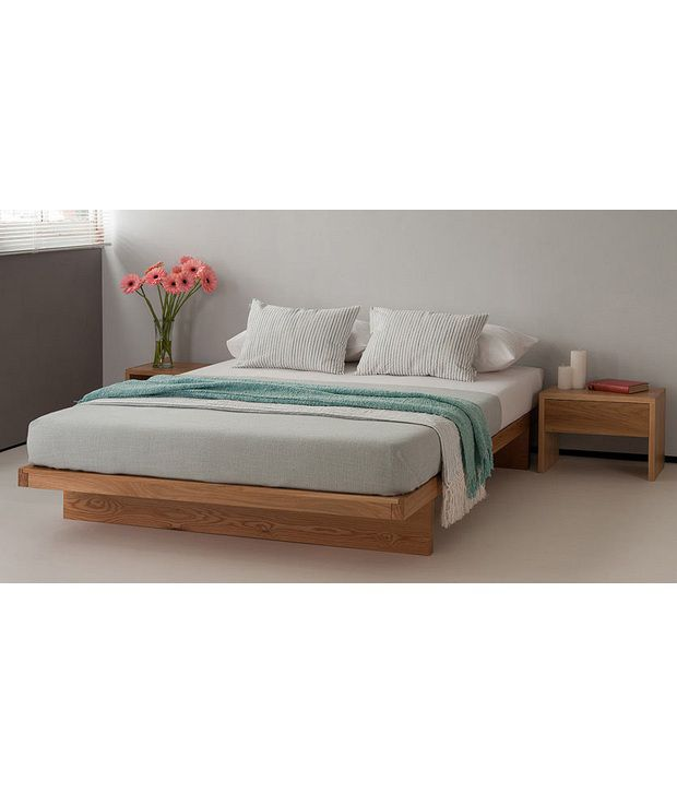 Berlin Japanese Style Bed King Size