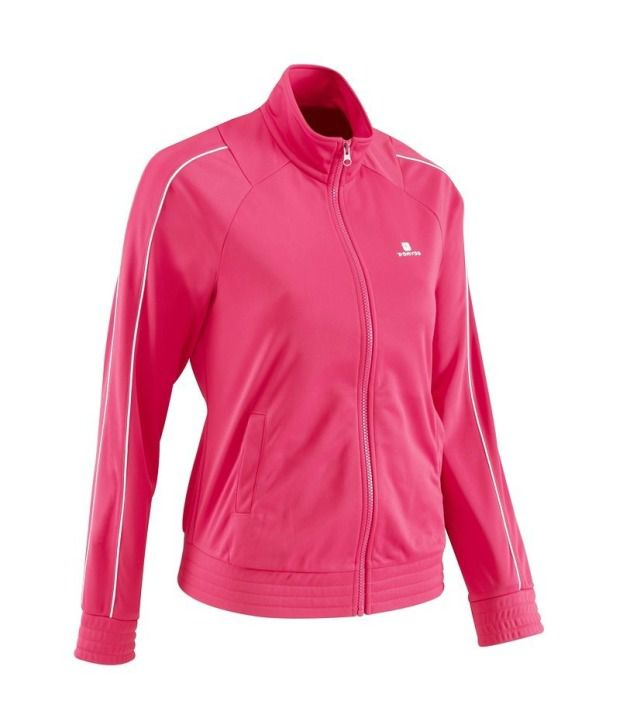 Domyos Gym Track Jacket Fitness Apparel