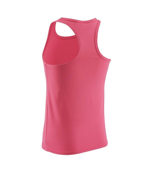 Domyos My Pink Little Top Fitness Apparel