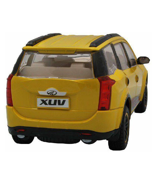 Centy Xuv 500 Yellow Mega Car Buy Centy Xuv 500 Yellow Mega Car