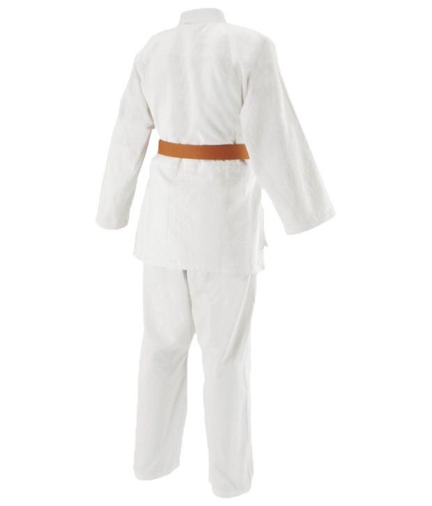 DOMYOS Hirosaki 400 Unisex Judo Uniform By Decathlon