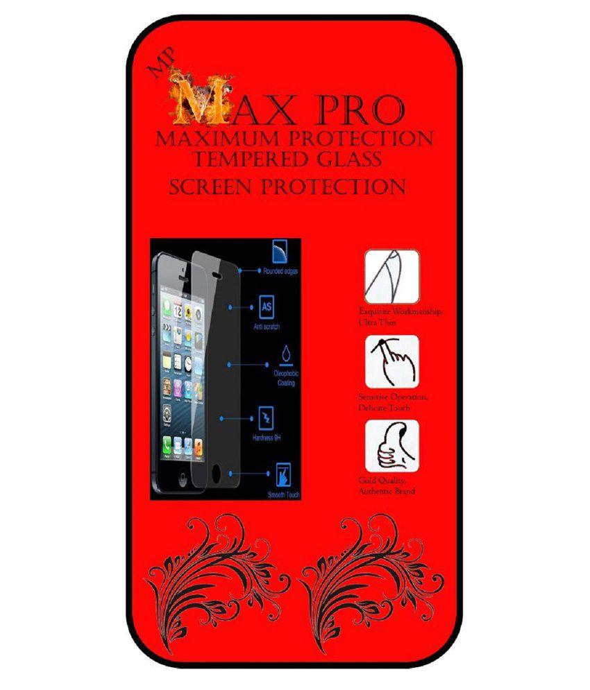 Max Pro Screen Screen Guard For Aqua I5 Octa