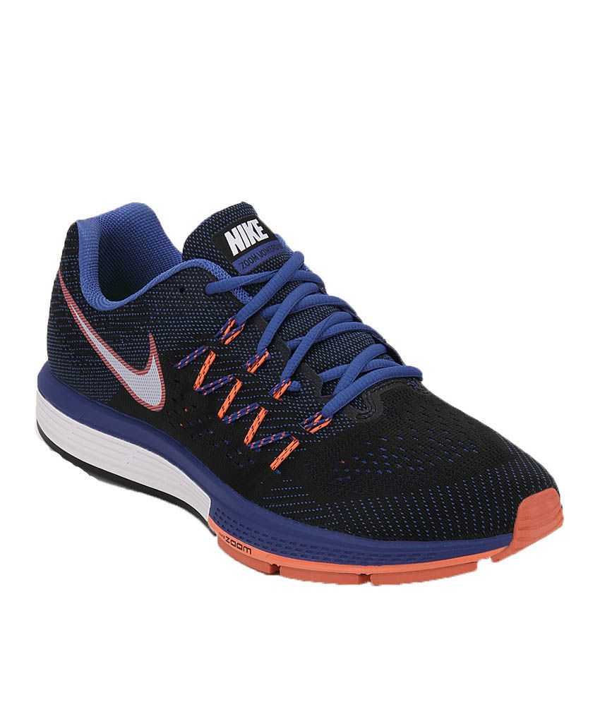 Nike Air Zoom Vomero 10 Navy Blue Running Sport Shoes ...