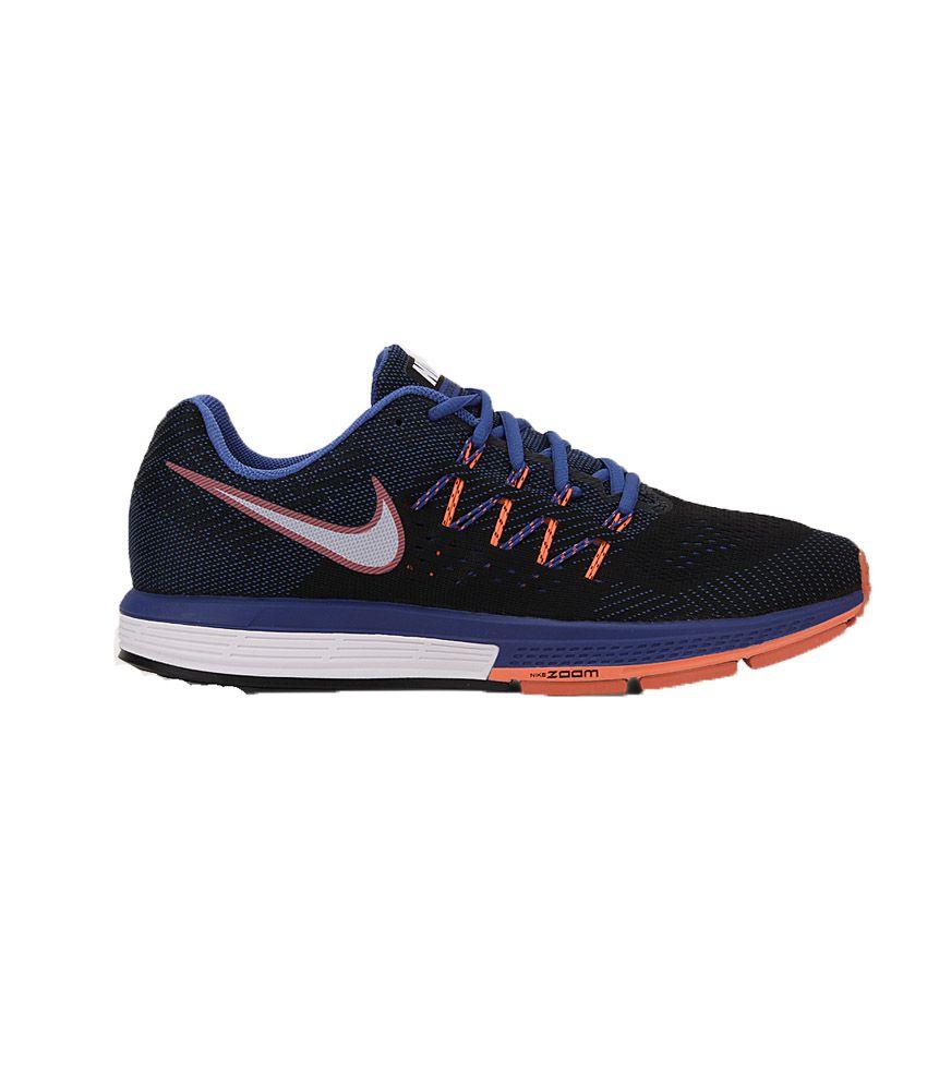 1a42e5522d3b Nike Air Zoom Vomero 10 Navy Blue Running Sport Shoes - Buy Nike Air ...