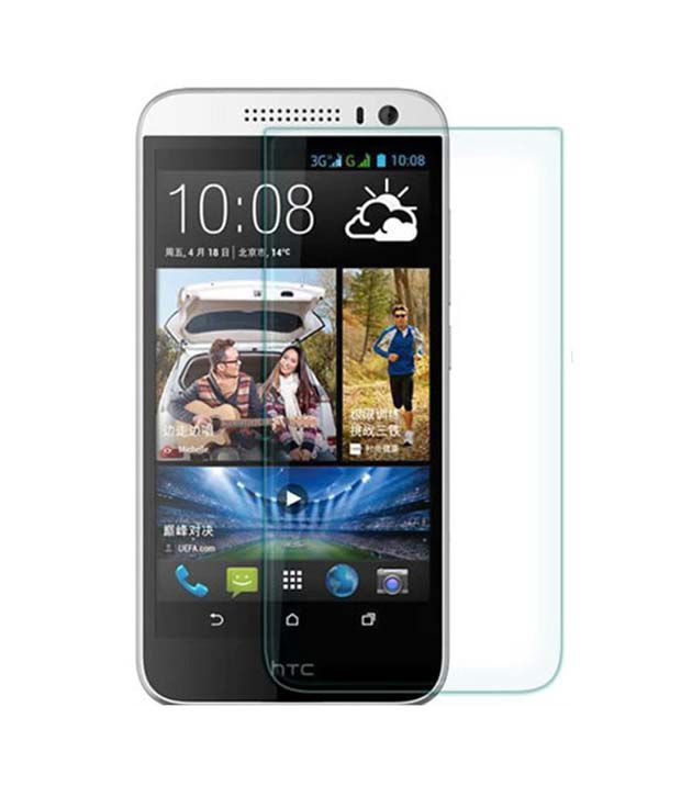 HTC Desire 516 Clear Screen Guard by Zeorgia
