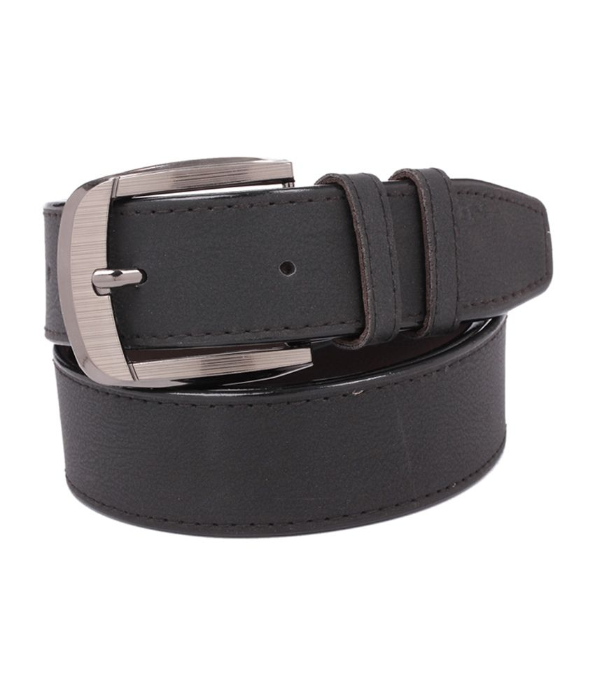 Fedrigo Black Casual Belt