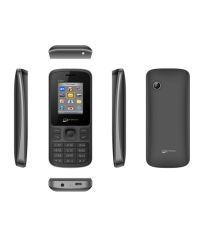 Micromax Joy X1850 (Black)-(Without Charger & Earphone)