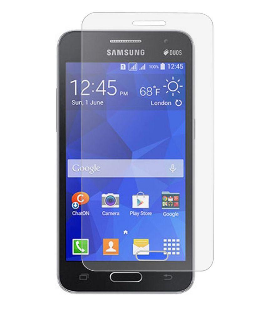 KE Tempered Glass Screen Guard For Samsung Galaxy Core