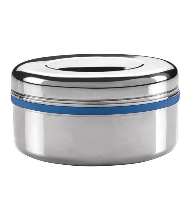 Milton Supreme Small Steel Lunch Box Buy Online At Best Price In