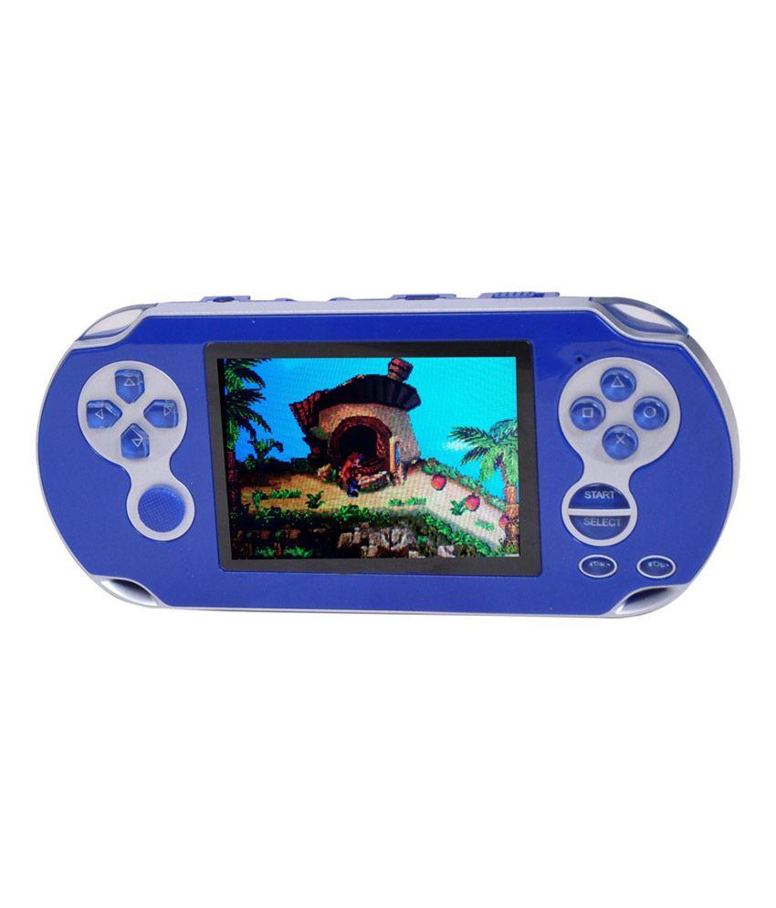 General Aux Tft Screen Digital Game - Blue