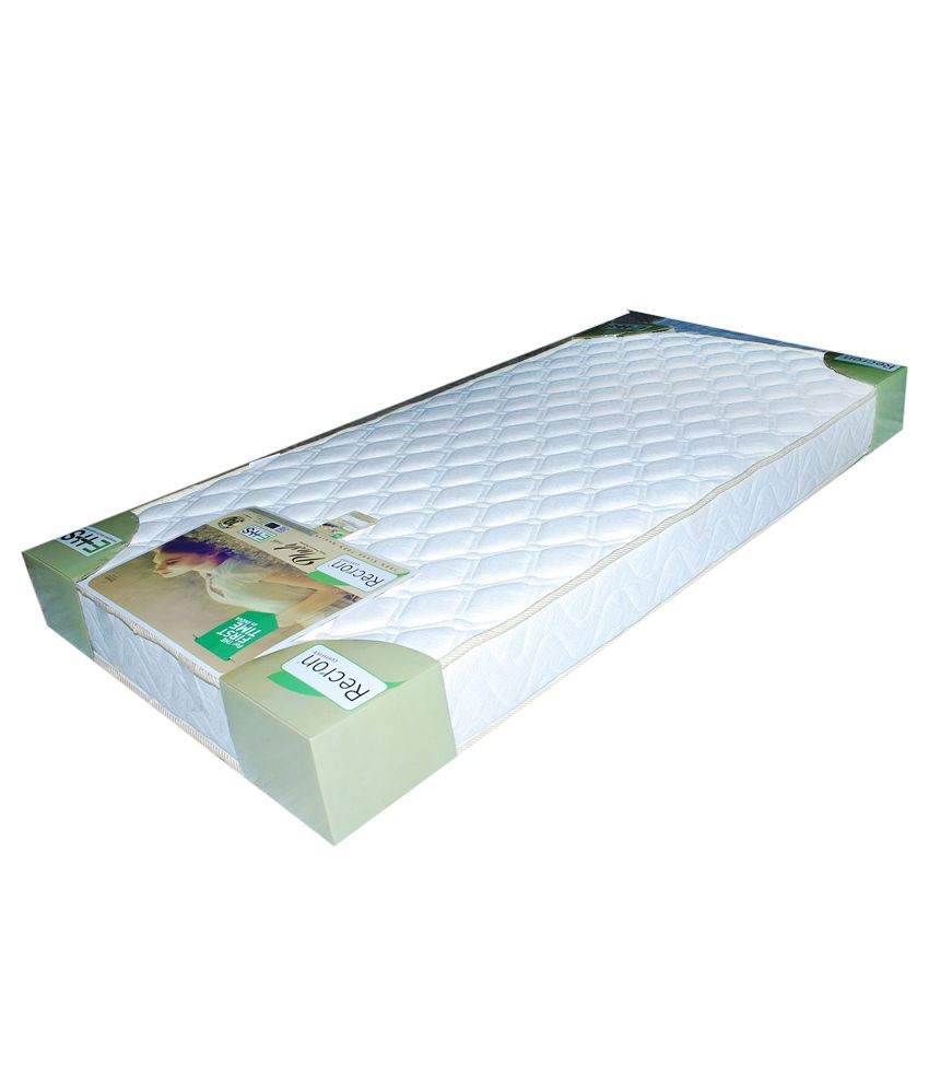 recron size plush super premium mattresses buy recron size plush