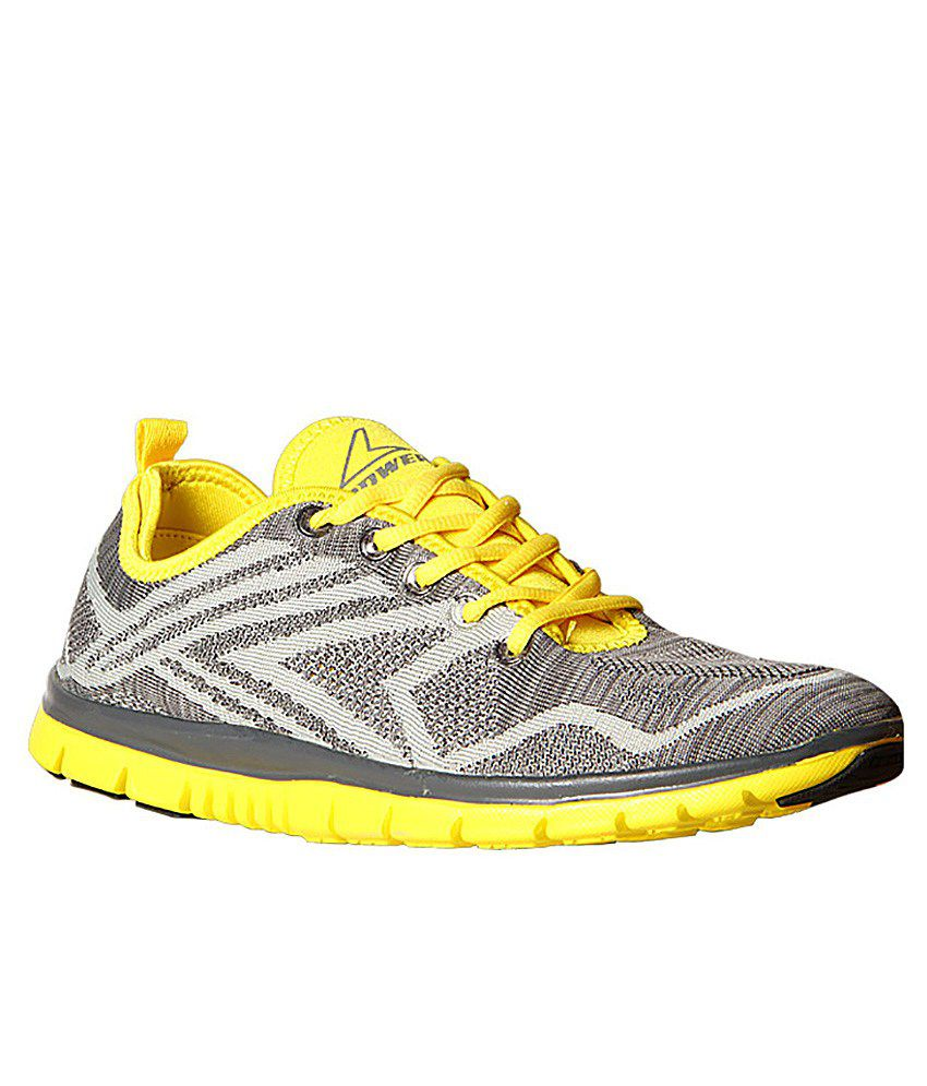 power gray colour sport shoes buy power gray colour