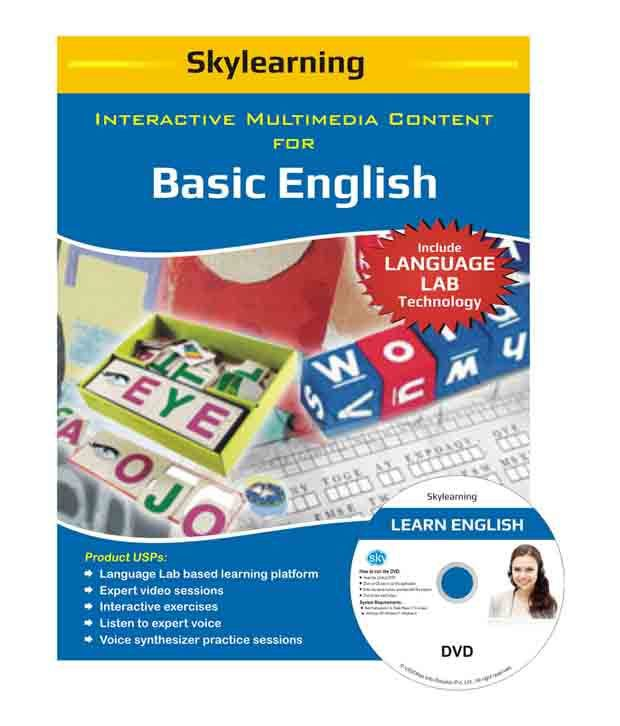 Interactive Multimedia Content For Basic English DVDs ...