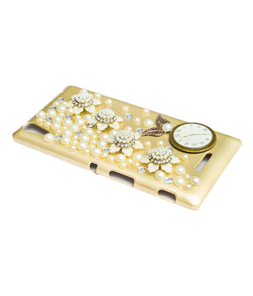 Ace cart Anitque watch followed by pearl work on handcrafted