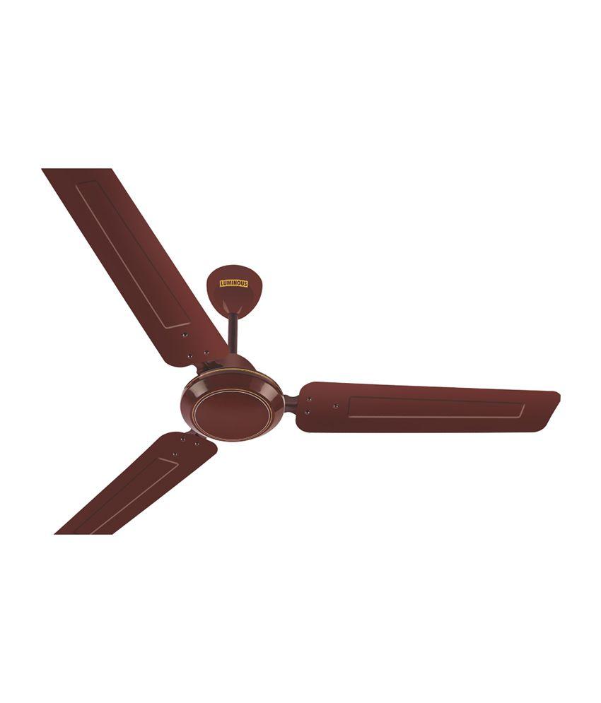 Cost to install a ceiling fan - Luminous 1200 Mm Josh Ceiling Fan