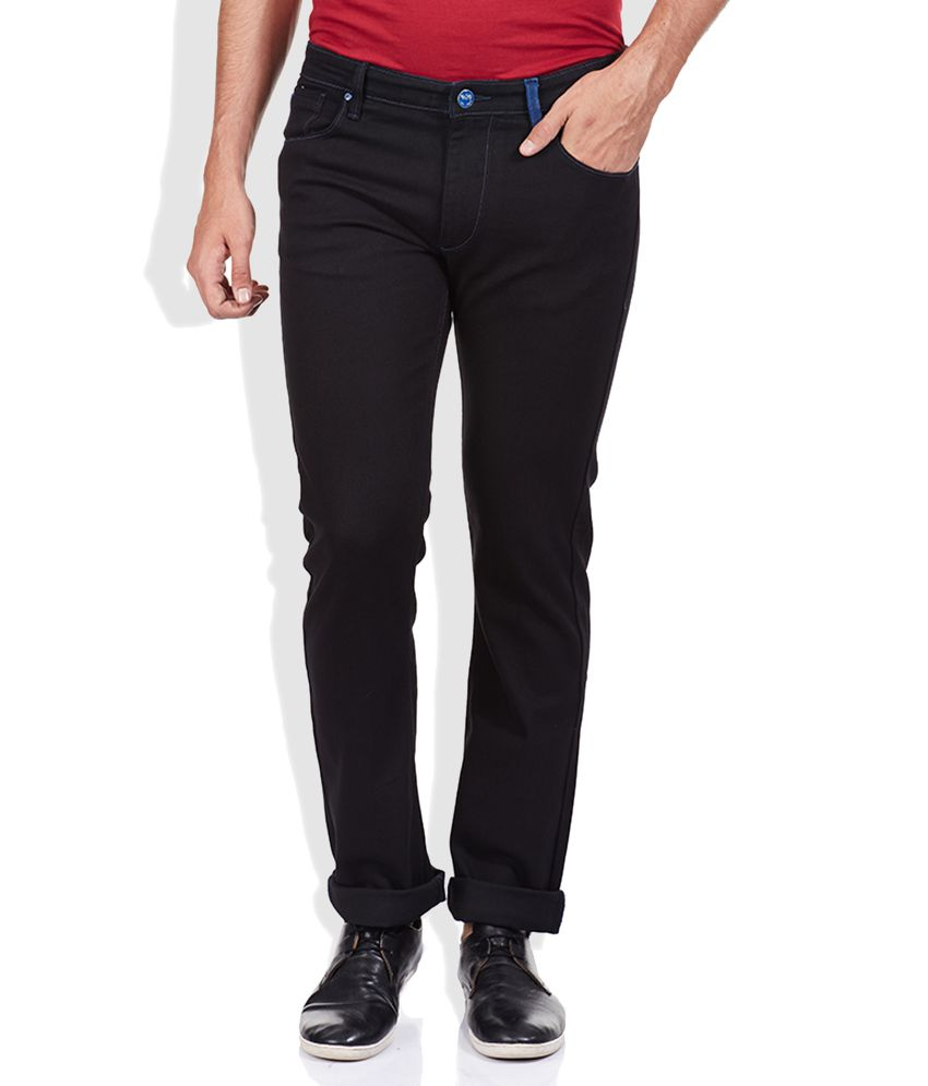Lee Black Slim Fit Jeans