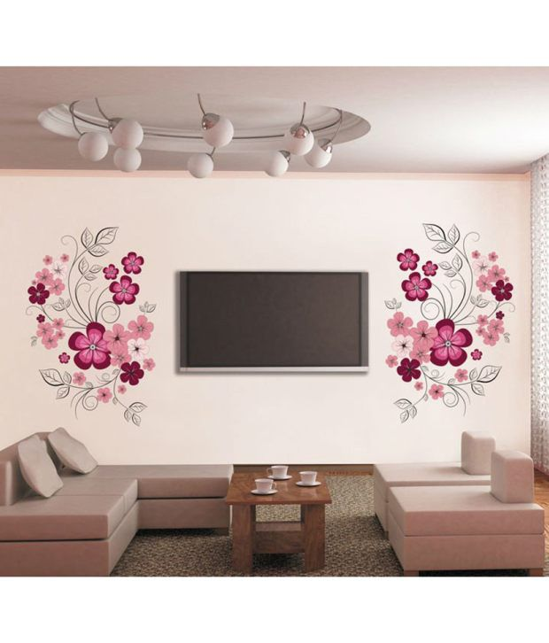 Room Decoration with Flowers