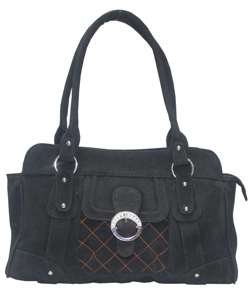 Moda Desire Black Handbag