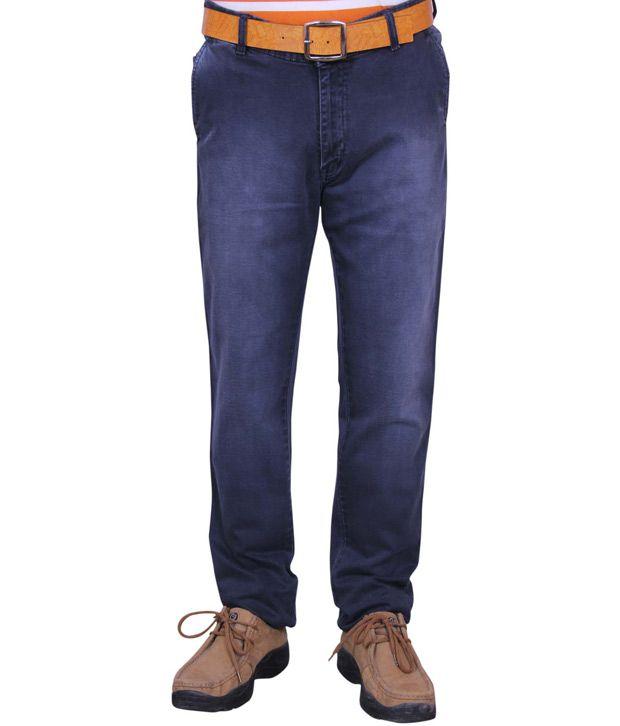 Jctex Denim Lycra Slim Fit Men Jeans